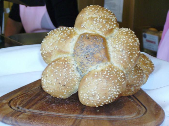 pane rosa di varsavia